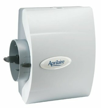 Aprilaire 600 Humidifier, Whole House, Bypass, 24V w Digital Control