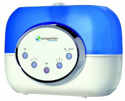 Pure Guardian 120-Hour Ultrasonic Digital Humidifier Review