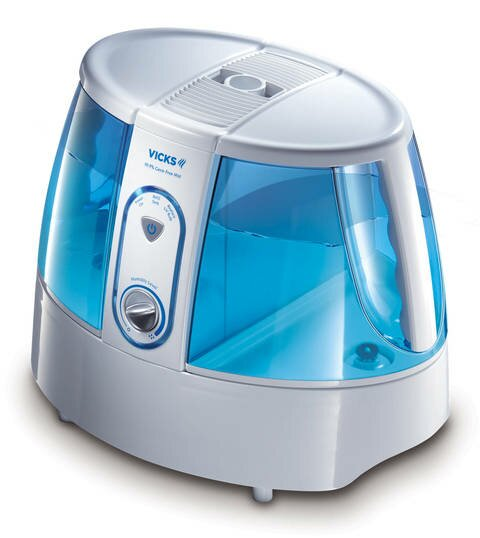 Germ Free Warm Mist Humidifier Review